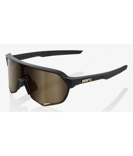 Okulary 100% S2 Matte Black...