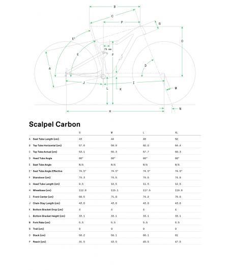2021 Scalpel Carbon 3