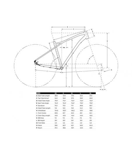 2021 GT Bicycle Transeo...